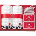 牛乳石? 石鹸&タオルセット(B6100605)