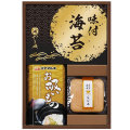 【送料無料】やま磯味のり&最中のお味噌汁バラエティセット(W23-01)