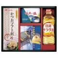 【 初盆 新盆用 返品可 】 調味料ギフトセット ( H50516 )