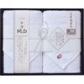 日本名産地 今治純白 フェイスタオル2P(L5009510)