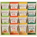 フリーズドライ お味噌汁・スープ詰合せ(L5120556)
