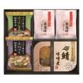 三陸産煮魚&おみそ汁・梅干しセット ( V18-01 )