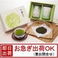 【20%OFF】静岡深蒸し茶・やぶきた茶詰合せ