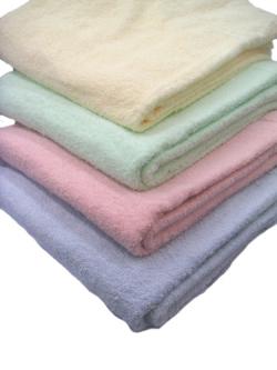 日本製のタオルケット