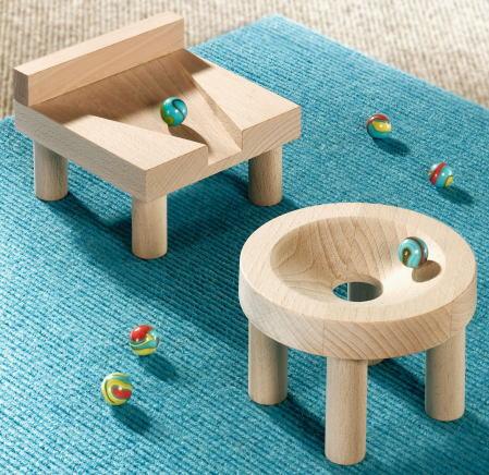 組立てクーゲルバーン ファネルセット 【おまけのビー玉5個付き】 木のおもちゃ 補助パーツ 積木 積み木 つみき 木製 知育