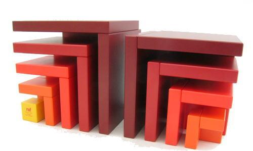 ネフ社 セラ 赤 木のおもちゃ 積木 積み木 つみき 木製 知育