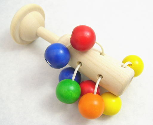 ネフ社 ドリオ ベビー用 木のおもちゃ 赤ちゃん ベビー 歯がため 歯固め ラトル がらがら 祝
