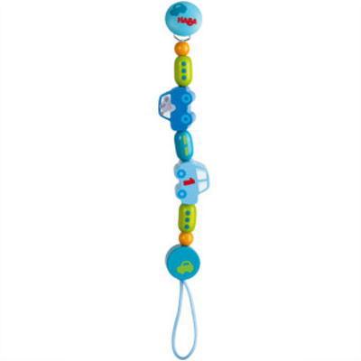 HAビードクリップ トラベルマウス 木のおもちゃ HABA ハバ おしゃぶり 落下防止 赤ちゃん