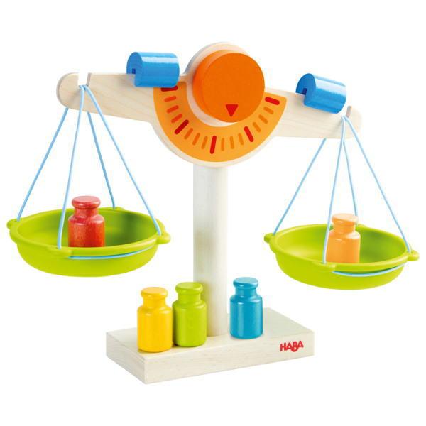 ハバスケール 木のおもちゃ ままごと 木製 知育 玩具