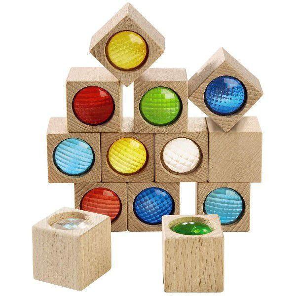 HABAブロックス プリズムセット 木のおもちゃ HABA ハバ 積木 積み木 つみき 木製 知育 玩具