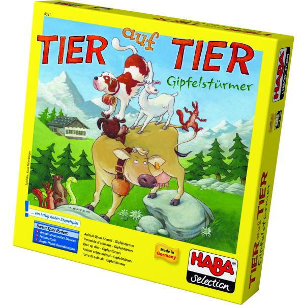 ゲーム お背中よろしいですか? 木のおもちゃ ハバ HABA ゲーム