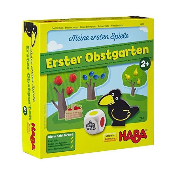 はじめてのゲーム 果樹園 木のおもちゃ 知育 玩具 ハバ HABA ゲーム