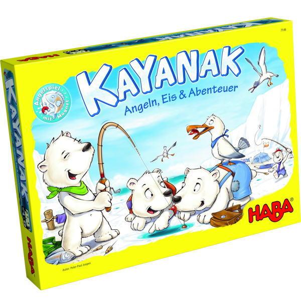 カヤナック ボードゲーム ハバ HABA ゲーム