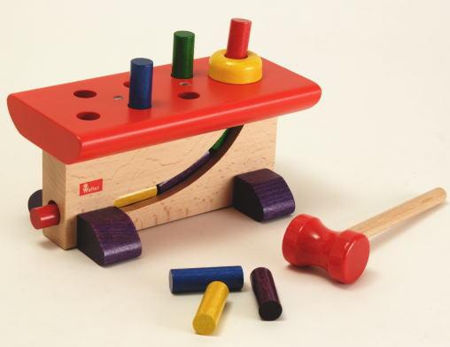 大工さん 木のおもちゃ 知育 玩具