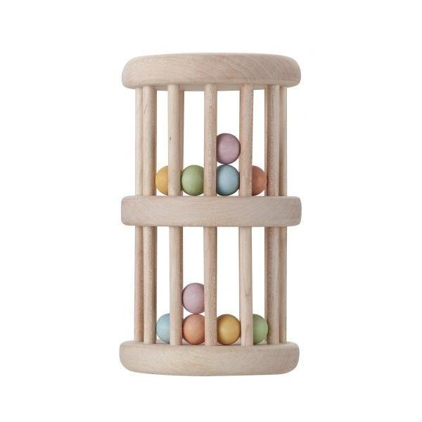 いろはタワー 木のおもちゃ ラトル ガラガラ 木製 玩具 ベビー 赤ちゃん 日本製