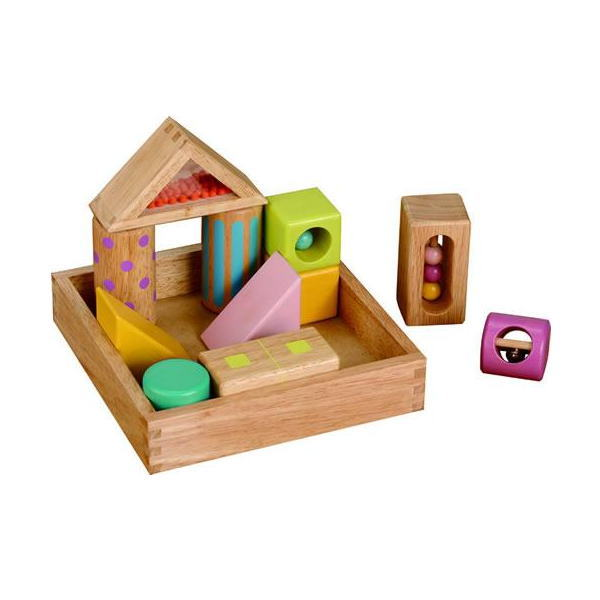 音いっぱいつみき 木のおもちゃ 積木 積み木 ツミキ 木製 知育 玩具