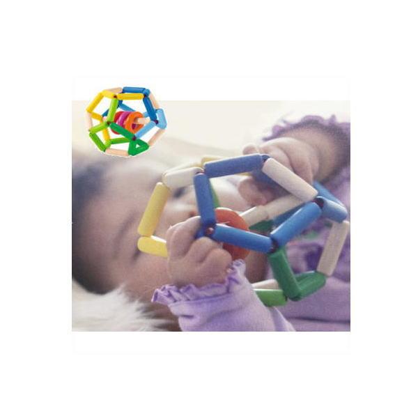 SE ボール ベビー用 木のおもちゃ serecta社 セレクタ ドイツ ベビー 赤ちゃん おしゃぶり 歯がため おもちゃ