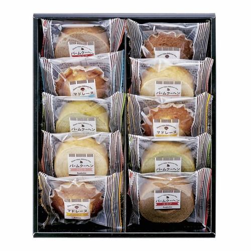 【送料無料】スウィートタイム 焼き菓子セット(525-A)