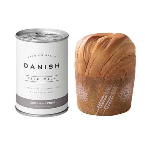 缶入りデニッシュパン リッチミルク 1個(A250)