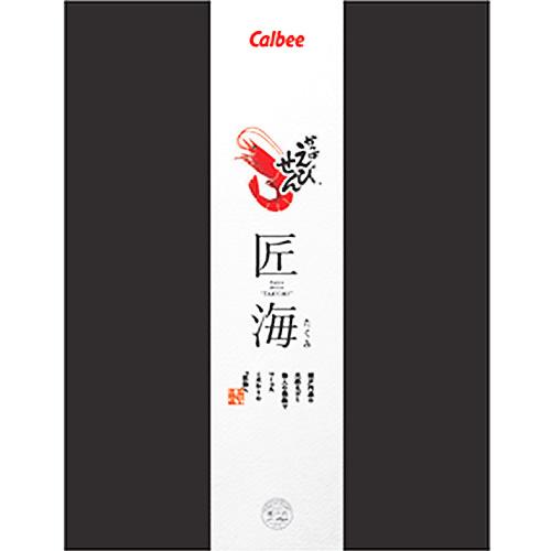 カルビー かっぱえびせん匠海(たくみ) 40枚入(15420)