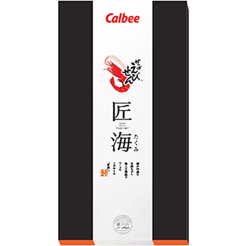 カルビー かっぱえびせん匠海(たくみ) 18枚入(16406)