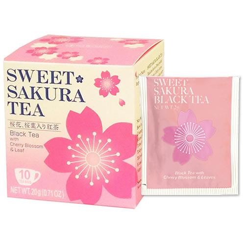 ティーブティック スイートサクラティー 紅茶(52021)