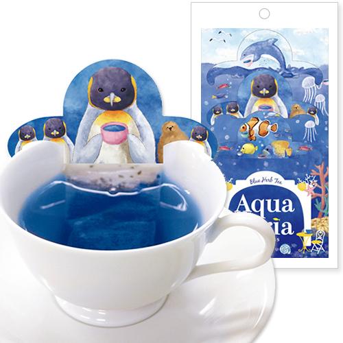 Aqua Teria アクアテリア ブルーハーブティー