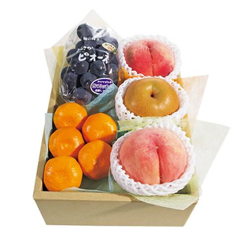 【送料無料】Eコース・おまかせ旬のフルーツボックス(99029-05)