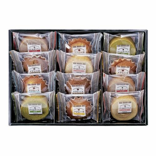 【送料無料】スウィートタイム 焼き菓子セット(525-B)