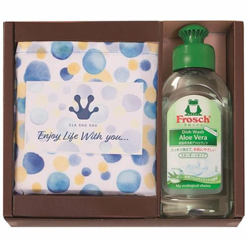 エコライフ フロッシュ洗剤&コンビニエコバッグ(FRE-10)