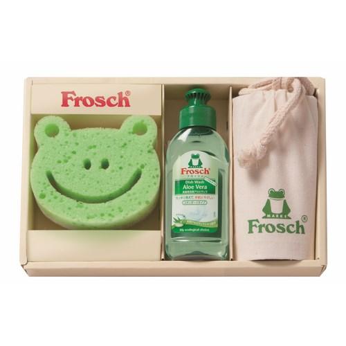 【送料無料】フロッシュ キッチン洗剤ギフト(W63-01)