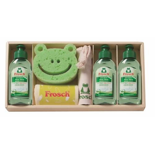 【送料無料】フロッシュ キッチン洗剤ギフト(W63-04)