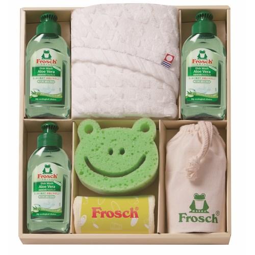 【送料無料】フロッシュ キッチン洗剤ギフト(W63-05)