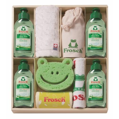 【送料無料】フロッシュ キッチン洗剤ギフト(W63-06)