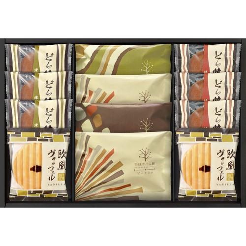 千枝かりん糖&どら焼き・和菓子詰合せ ( 21A26-04 )