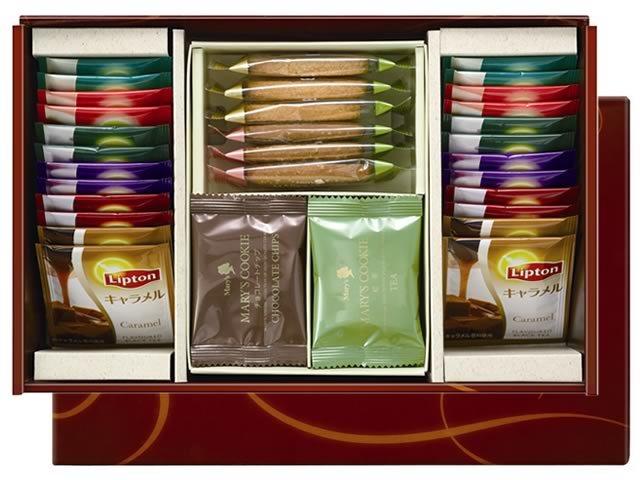 メリーチョコレート 紅茶&クッキー(MT)