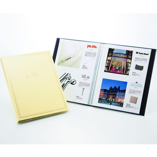 ファイル式カタログギフト ピナータコース