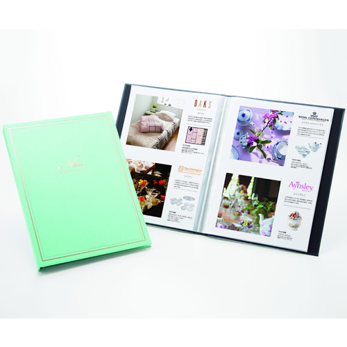 ファイル式カタログギフト モルナダコース