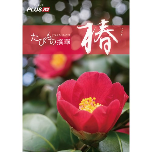 カタログギフト 椿/つばきコース(たびもの撰華)