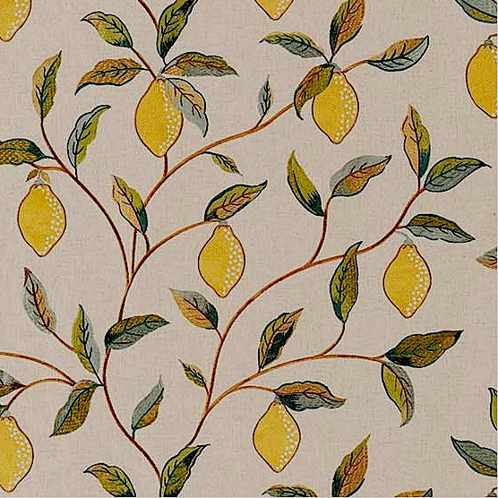 Lemon Tree Embroidery 236823 134cmx50cm単位でカット販売2枚以上+会員登録で5%OFF (海外取寄せ)