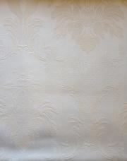 英国Hardy社ダマスクシリーズImperial#ivory生地巾138cmx50cm会員登録+2枚以上で5%OFF