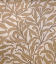 Pure Willow Bough Embroidery 236064 135.5cmx50cmカットクロス 会員登録+2枚以上でさらに5%OFF!