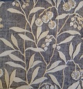 Pure Arbutus Embroidery236618 131cmx1Mカットクロス(海外取寄せ)