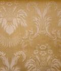 英国Hardy社ダマスクシリーズImperial#Oriental Gold生地巾138cmx50cmカットクロス (海外取寄せ)会員登録+2枚以上で5%OFF