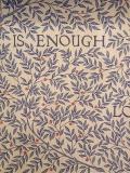 Love is enough222519 137cmx50cmカットクロス(海外取寄せ)☆会員登録+2枚以上でさらに5%OFF!
