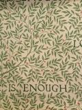 Love is enough222520 137cmx50cmカットクロス(海外取寄せ)☆会員登録+2枚以上でさらに5%OFF!