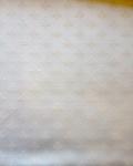英国Hardy社ダマスクシリーズPrelude#Ivory生地巾138cmx50cm会員登録+2枚以上で5%OFF