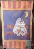 スエーデン エーケルンドキッチンクロスムーミンシリーズ「Sweet hearts」