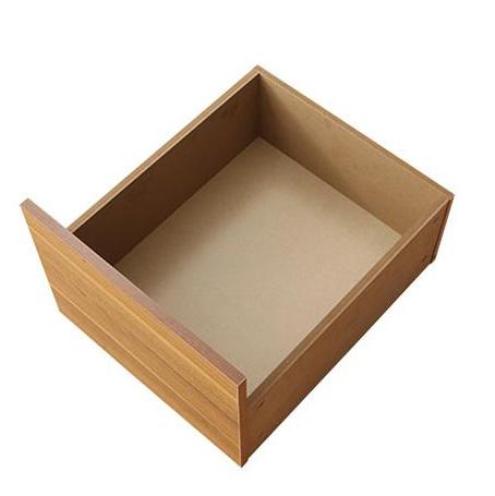 布団で寝られる チェストベッド【Semper】センペール 専用別売品 引出し2杯 ハイタイプ