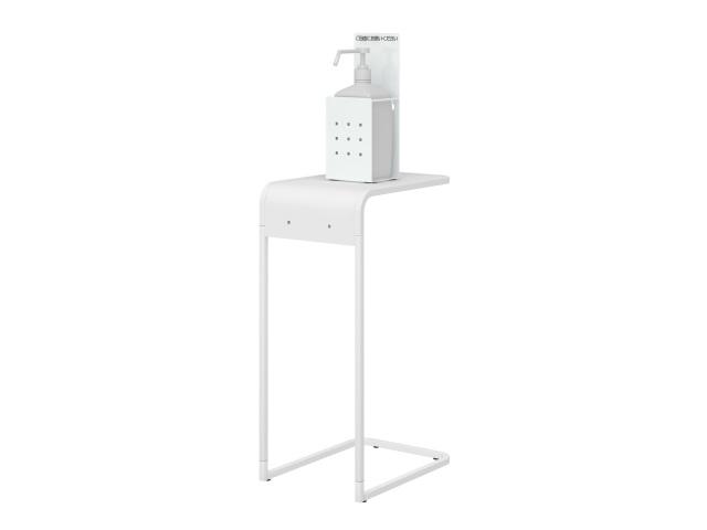 サイドテーブル&消毒液スタンド